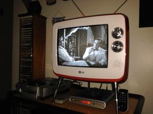 TV retrô style!