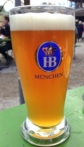 La cerveza!
