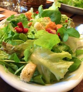 Salada Mix de Folhas
